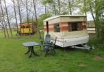 Camping Pays-Bas - Oldtimer Vouwwagen-4