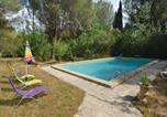 Location vacances Noves - Holiday home St Remy de Provence H-873-2