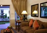 Location vacances Bloemfontein - Lemon & Lime Guestshouse-3