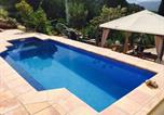Location vacances Oliva - Villa Vista Naranja-2