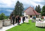 Hôtel Stahovica - Grad Strmol-2