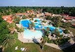 Camping avec Quartiers VIP / Premium Narbonne - La Sirène-2