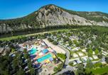 Camping avec Quartiers VIP / Premium Le Grau-du-Roi - La Plage Fleurie-2