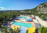 Camping avec Quartiers VIP / Premium Le Grau-du-Roi - La Plage Fleurie-3