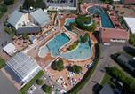 Camping avec Parc aquatique / toboggans Merville-Franceville-Plage - Côte de Nacre-1