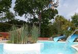 Camping avec Quartiers VIP / Premium Santec - Port de Plaisance-4