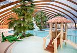 Camping avec Quartiers VIP / Premium Santec - Port de Plaisance-2