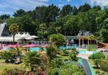Camping avec Quartiers VIP / Premium Santec - Port de Plaisance-3