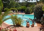 Camping  Acceptant les animaux Lège-Cap-Ferret - Le Petit Nice-2