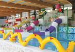 Camping avec Club enfants / Top famille Pontorson - Au Bocage du Lac-2