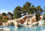 Camping avec Quartiers VIP / Premium La Brée-les-Bains - L'Orée du Bois-4