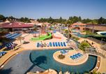 Camping  Acceptant les animaux Billiers - Le Fief-4
