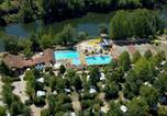Camping 4 étoiles Sainte-Colombe-de-Villeneuve - Domaine Duravel-1
