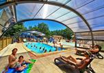 Camping avec WIFI La Chapelle-Aubareil - Lou Castel-3