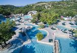 Camping avec Piscine Chabeuil - Le Ranc Davaine-1
