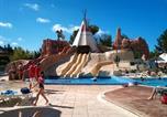 Camping avec Quartiers VIP / Premium Saint-Nazaire - Les Genets-3