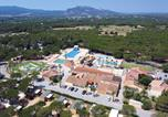 Camping avec Ambiance club Saint-Laurent-du-Var - Oasis Village-1