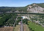 Camping avec Accès direct plage Ardèche - La Plage Fleurie-2