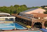 Camping avec Quartiers VIP / Premium Sainte-Maxime - Douce Quiétude-3