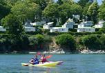 Camping avec Parc aquatique / toboggans Plonévez-Porzay - Le Saint Laurent-2