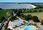 Camping avec Parc aquatique / toboggans Plonévez-Porzay - Le Saint Laurent-4