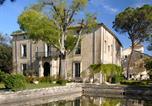 Camping avec Site nature Gard - Le Domaine de Massereau-2