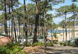 Camping  Acceptant les animaux Lège-Cap-Ferret - Le Petit Nice-4