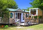 Camping avec Parc aquatique / toboggans Cazaubon - Le Col Vert-3