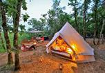 Camping avec Site nature Corrèze - La Paille Basse-3