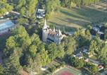 Camping 4 étoiles Sainte-Colombe-de-Villeneuve - Château de Fonrives-2