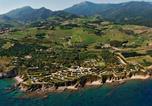 Camping Bord de mer de Collioure - Les Criques de Porteils-1