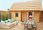 Camping avec Quartiers VIP / Premium Grimaud - Kon Tiki-3