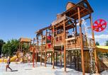Camping avec Quartiers VIP / Premium Andernos-les-Bains - Domaine de la Rive-2