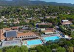 Camping avec Spa & balnéo Cannes - Douce Quiétude-1