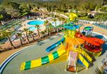 Camping avec Ambiance club Antibes - Esterel Caravaning-1