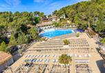 Camping avec Site nature Le Castellard-Melan - Holiday Green-3
