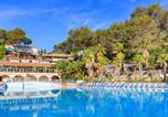 Camping avec Parc aquatique / toboggans Antibes - Holiday Green-2
