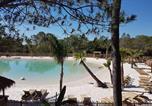 Camping avec Quartiers VIP / Premium Cap-d'Ail - La Pierre Verte-3