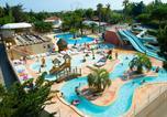 Camping avec Parc aquatique / toboggans Preixan - Le Floride et L'Embouchure-1