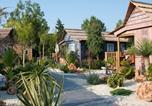 Camping avec Quartiers VIP / Premium Fleury - Le Floride et L'Embouchure-4
