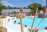 Camping avec Parc aquatique / toboggans Preixan - Le Floride et L'Embouchure-4