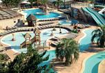 Camping avec Quartiers VIP / Premium Argelès-sur-Mer - Le Floride et L'Embouchure-1