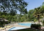 Camping avec Site nature Saint-Amand-de-Vergt - Le Moulin de David-2