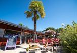 Camping avec Ambiance club Dragey-Ronthon - Le P'tit Bois-2