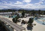 Camping avec Spa & balnéo Leucate - Le Soleil de la Méditerranée-3