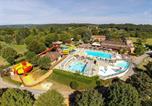 Camping avec Parc aquatique / toboggans Saint-Cybranet - Les Hauts de Ratebout-3