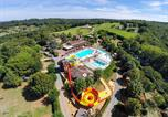 Camping Rives - Les Hauts de Ratebout