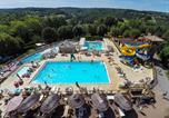 Camping avec Parc aquatique / toboggans Saint-Cybranet - Les Hauts de Ratebout-4