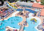 Camping avec Ambiance club Landes - Club Famille Lou Pignada-1