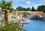 Camping avec Ambiance club Landes - Club Famille Lou Pignada-4